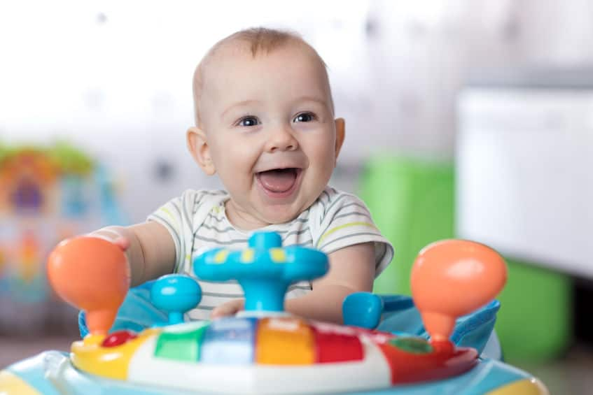 8 Best Baby Jumpers And Activity Centers 2020 Mummy S Busy World