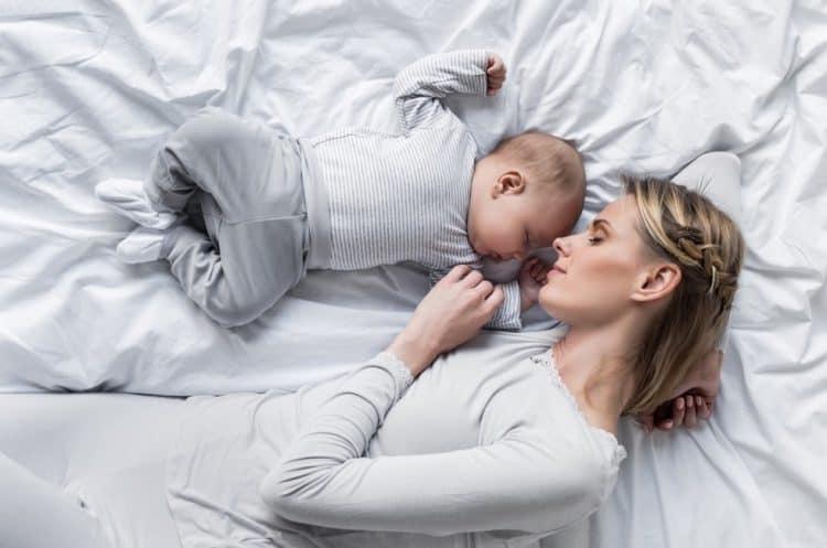 Baby Won't Sleep Unless Held