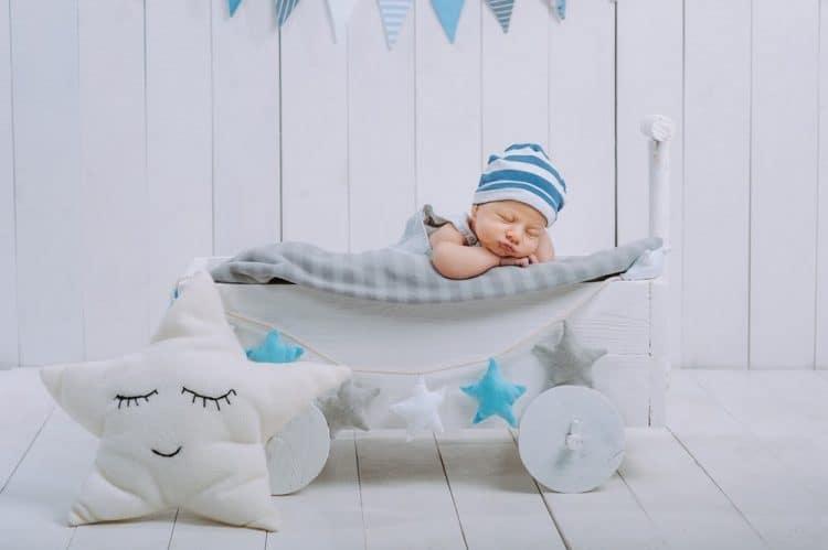 Sleeping in Mamaroo